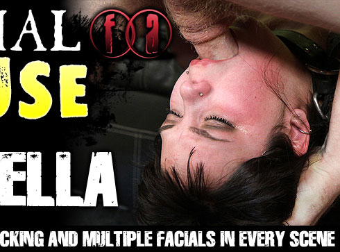 Mirella Destroyed On Facial Abuse